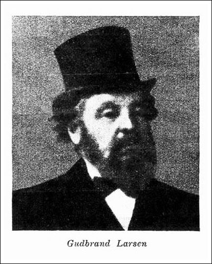 Gudbrand Larsen