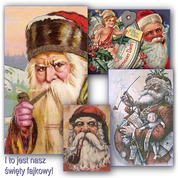 Fajkowo ze Św. Mikołajem